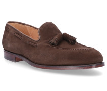 Tassel Loafer Slipper CAVENDISH Veloursleder