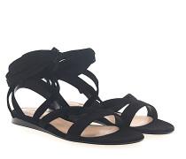 Sandalen 31056 Veloursleder