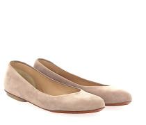 Ballerinas 7362 Veloursleder