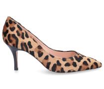 Pumps ALANIS Pony Leo Print leopard