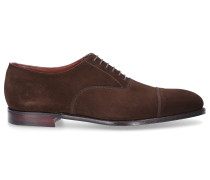 Businessschuhe Oxford Kalbsleder Veloursleder