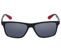 Sonnenbrille Wayfarer 4234 Acetat schwarz