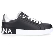 Sneaker low PORTOFINO Nappaleder Logo