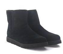 Stiefeletten Boots CORY Veloursleder Lammfell