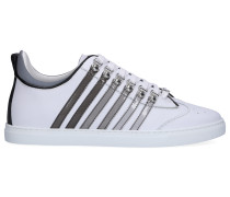 Sneaker low 251 Kalbsleder Logo