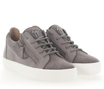 Sneaker MAY Leder Veloursleder