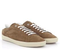 Sneaker Low SL/06 Veloursleder braun