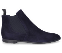 Chelsea Boots 9002 Wildleder dunkel