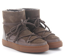 Boots SNEAKER CLASSIC TAUPE Lammleder taupe Fell