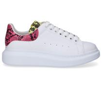 Sneaker low LARRY Kalbsleder Logo