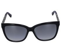 Sonnenbrille Wayfarer CORA/S Acetat schwarz