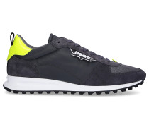 Sneaker low NEW RUNNER HIKING Kalbsleder Logo