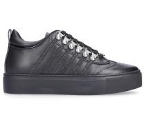 Sneaker low 251 Glitter Kalbsleder