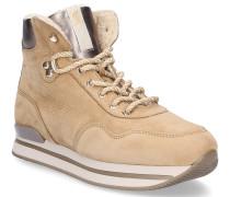 Sneaker high H222 Veloursleder Logo Metallisch -kombi