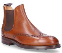 Chelsea Boots NEWBURY Budapester Leder Scotchgrain