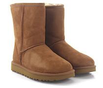 Stiefeletten Boots CLASSIC SHORT 2 Veloursleder