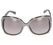 Sonnenbrille Butterfly GABY Acetat grau