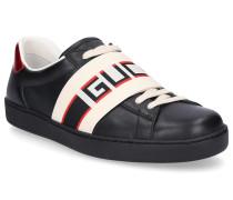 Sneaker 90FIV0 Glattleder Logo