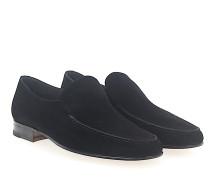 Loafer Kalbsleder Veloursleder