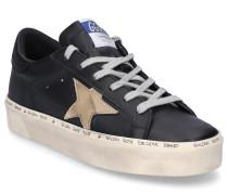 Sneaker low HI STAR Glattleder Used