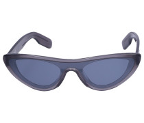 Sonnenbrille Cat Eye 40007I 01C Acetat grau