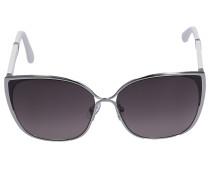 Sonnenbrille Oversized MATY/S Acetat weiss
