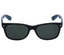 Sonnenbrille Wayfarer 2132 Acetat bordeaux blau