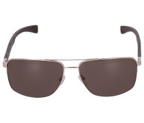 Sonnenbrille Clubmaster H30P 6 Holz