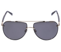 Sonnenbrille Aviator SCH28 301Z Carbon gold