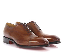 Oxford 12621 Leder braun Goodyear Welted