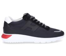 Sneaker low INTERACTIVE 3 Kalbsleder Textil Logo