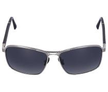 Sonnenbrille Aviator BORN ESSENTIALS Holz schwarz