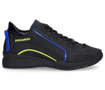 Sneaker low 551 Kalbsleder Nubukleder Nylon