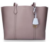 Handtasche PERRY TOTE BAG Kalbsleder Logo