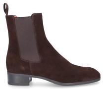 Chelsea Boots 53554 Veloursleder