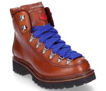 Sneaker high ROCKY MOUNTAIN Glattleder Logo