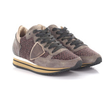 Keilsneakers Tropez Higher L D Veloursleder finished