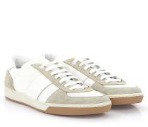 Sneaker SL/41 Low Veloursleder grau Leder