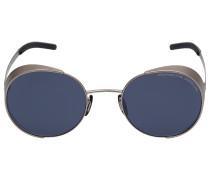 Sonnenbrille Round P´8674 Metall gold