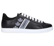 Sneaker low CANADIAN TEAM Kalbsleder Logo