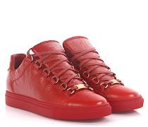 Sneakers Low Top Arena Leder crinkled