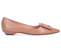 Ballerinas HONORE Lackleder
