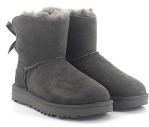 Stiefeletten Boots MINI BAILEY BOW 2 Veloursleder
