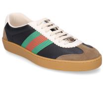 Sneaker low 521681 Glattleder Textil Veloursleder