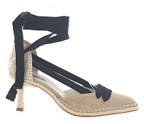 Pumps Espadrilles MANOLO MEDIUM Textil