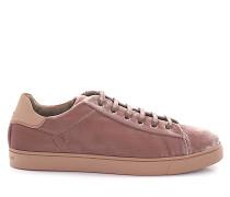 Sneaker Low Loft Samt rosa