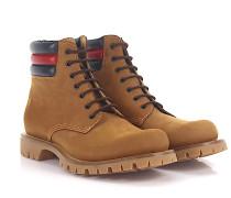 Stiefeletten Boots Nubukleder -Details
