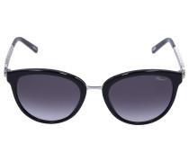 Sonnenbrille Clubmaster SCH213 0700 Metall schwarz