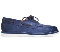 Loafer 16511 Veloursleder Ziernaht