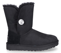 Snowboots BAILEY BUTTON BLING Lammleder Logo